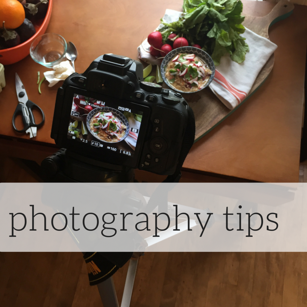Photography Tips from City Supper Club