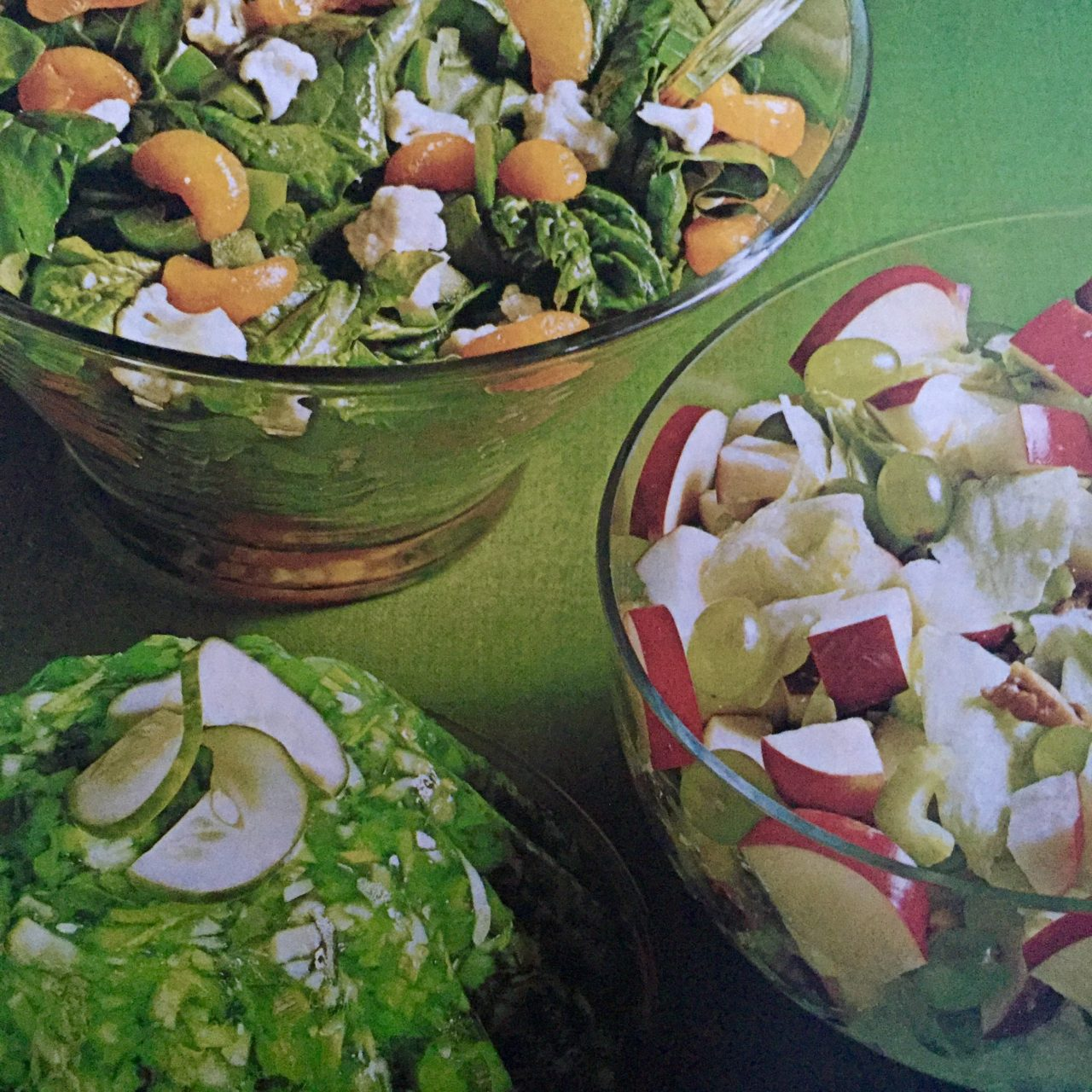 Vintage Cookbooks: Betty Crocker's Good and Easy Cookbook (1971)