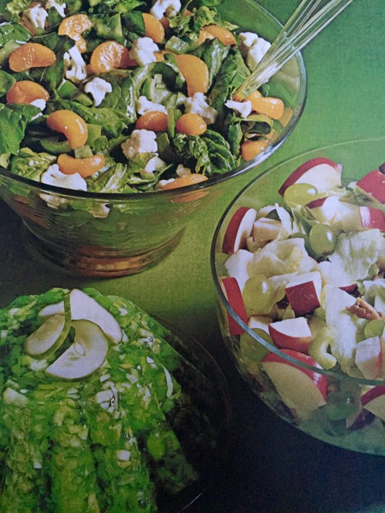 Vintage Recipes from Betty Crocker 1971