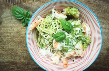 Classic Basil Pesto Recipe by City Supper Club
