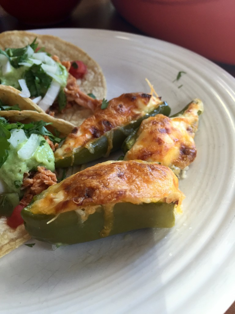 Homemade Jalapeno Poppers by City Supper Club