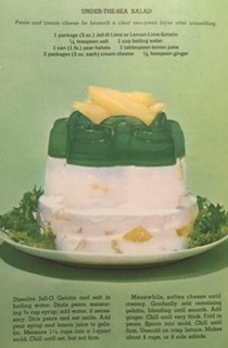 Vintage cookbooks: Joys of Jello