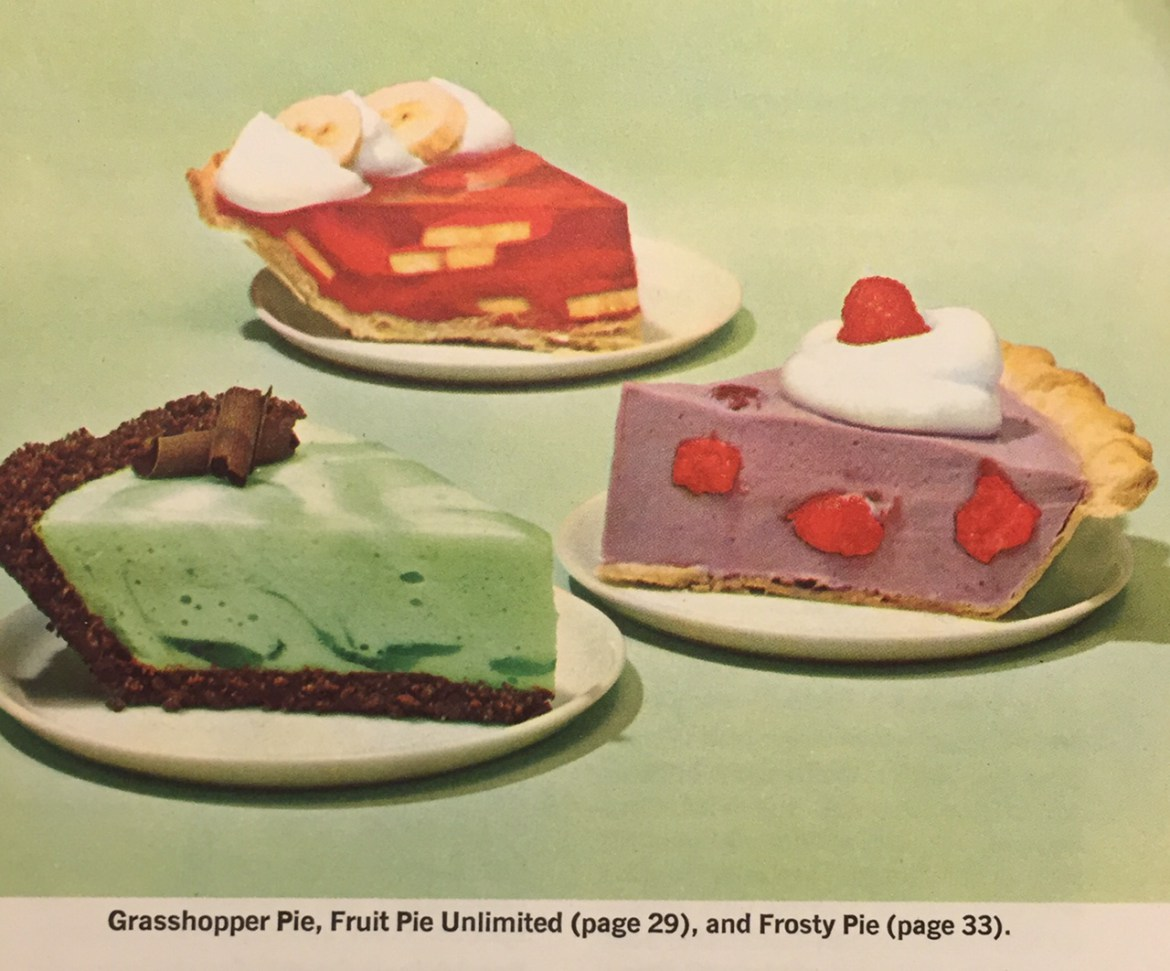 Vintage Cookbooks: The Joys of Jello, 1963