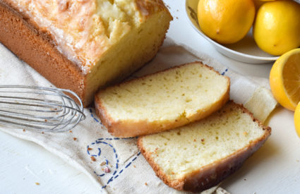 Meyer Lemon Bread Loaf