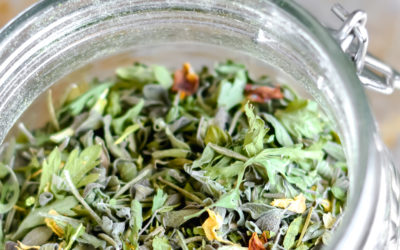 DIY Herb Seasoning Mix